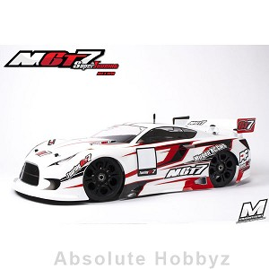 Mugen Seiki MGT7 1/8 GT Nitro On-Road Touring Car Kit
