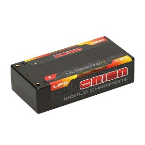 Orion 7.6V 5800mAh 2S 120C Ultimate Graphene LiHV Shorty