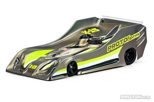 Protoform X15 1/8 On Road Body (Clear) (Light-Weigh)