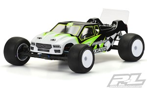 Pro-Line Enforcer (Clear) Body Associated RC10T5M