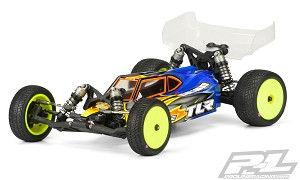 Pro-Line Elite Lightweight (Clear) Body TLR 22 4.0