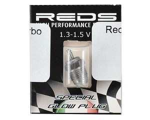 REDS Racing TS6 Turbo Special On-Road Glow Plug (Cold)