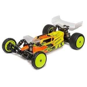 Team Losi Racing 1/10 22 5.0 2WD Buggy AC Race Kit (Astro / Carpet)
