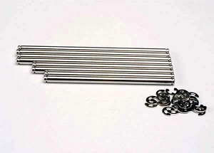 Traxxas Stainless Steel Suspension Pin Set for T-Maxx