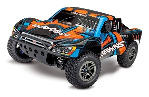 "Traxxas Slash 4X4 ""Ultimate"" RTR 4WD Short Course Truck (Ornge)"
