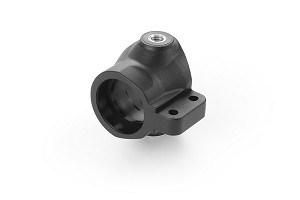 Xray XB8 C-Hub Composite Steering Block LB with Aluminum Inserts
